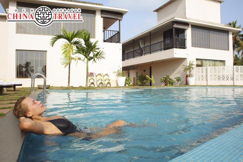 The o resort  spa 5* (индия, гоа) - тхе о ресорт  спа 5