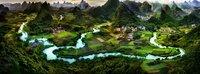 Китай: Пекин–Гуйлинь-Яньшо-Шанхай