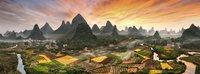 Китай: Пекин–Гуйлинь-Яньшо
