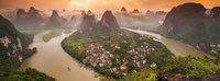 Китай: Пекин–Гуйлинь-Яньшо-Сиань-Шанхай-Сучжоу-Ханчжоу